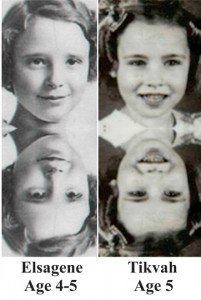 IISIS Elsagene Tikvah Reincarnation Evidence-Past Life