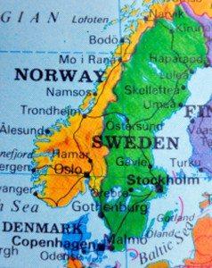 IISISReincarnationPastLifeResearchSwedenMap