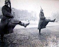 Nazi Goose Step