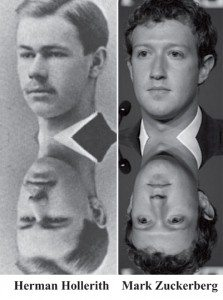 Reincarnation Case Study Herman Hollerith Mark Zuckerberg Reincarnation L