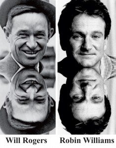 5 Robin Williams Will Rogers Reincarnation & Suicide Image