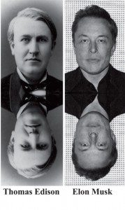 5 Thomas Edison Elon Musk Reincarnation Past Life