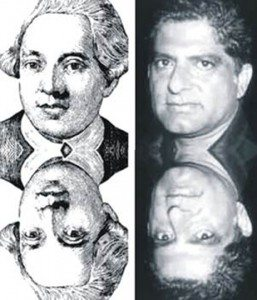 Reincarnation Case Study Joseph Warren and Deepak Chopra comparison image