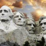 Mount Rushmore Reincarnation Gutzon Borglum
