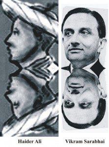 vikram sarabhai as reincarnation of haider ali