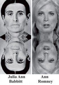 Studo pri ReenkarniĝoJulia Ann Babbit Reenkarniĝo Ann Romney