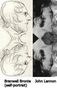 Branwell Bronte John Lennon Reincarnation Case