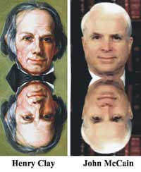 Reincarnation Case Study John McCain Henry Clay Reincarnation Past Life